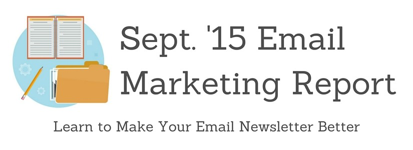September 2015 EMAIL MARKETING REPORT JO Social Branding
