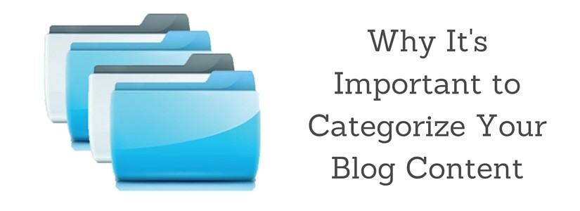 JO Social Branding - Why its important to categorize your blog content